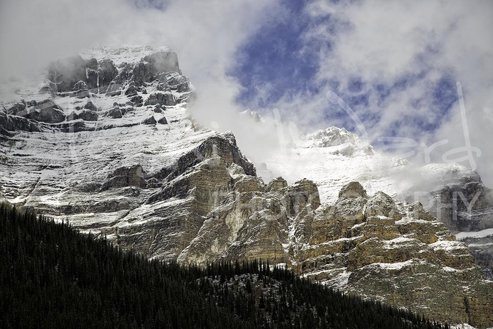 Lorraine Lake Banff Alberta Canada Sunrise