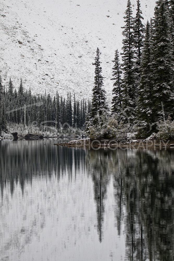 Banff Morraine Lake Louise Alberta Canada