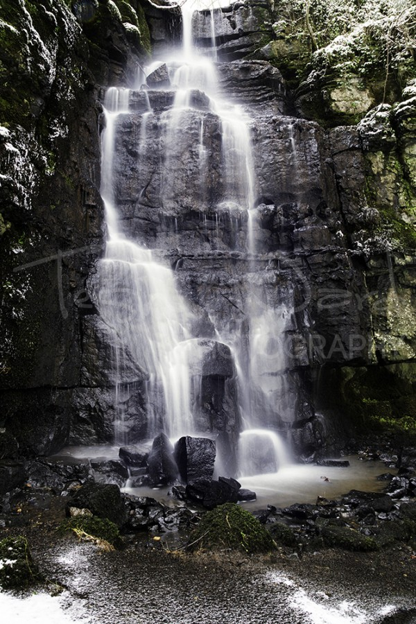 Swallet Falls Peak District Photography Foolow