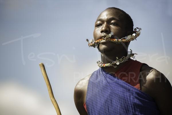 People Maasai Mara Portrait Photography Africa Kenya Tribe