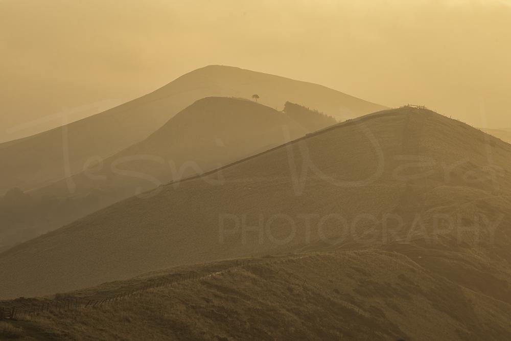 Peak District Landscape Photography Back Tor The Ridge