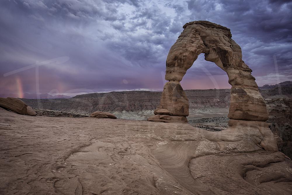Delicate Arch National Park Landscape Photography